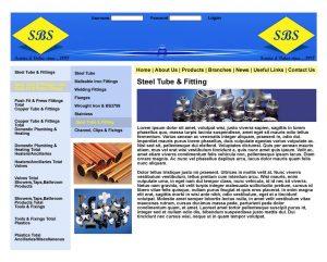 First SBS Website