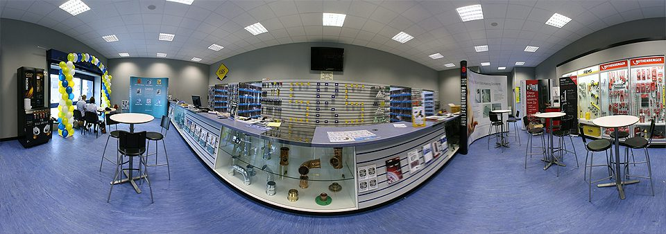 SBS Trade Counter