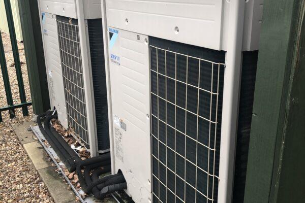 Air Conditioning & Refrigeration