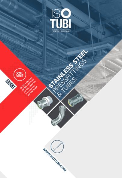 Isotubi Company Info Brochure