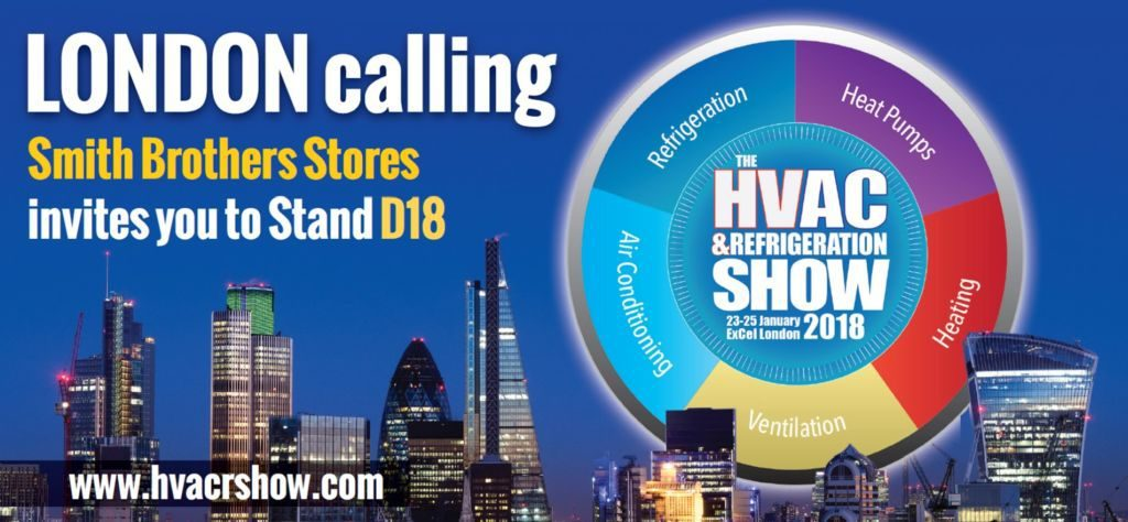 SBS Exhibiting at HVAC Show
