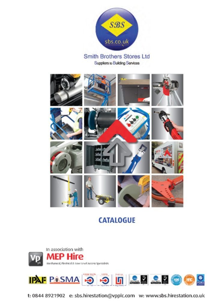 MEP Hire Brochure (2017)