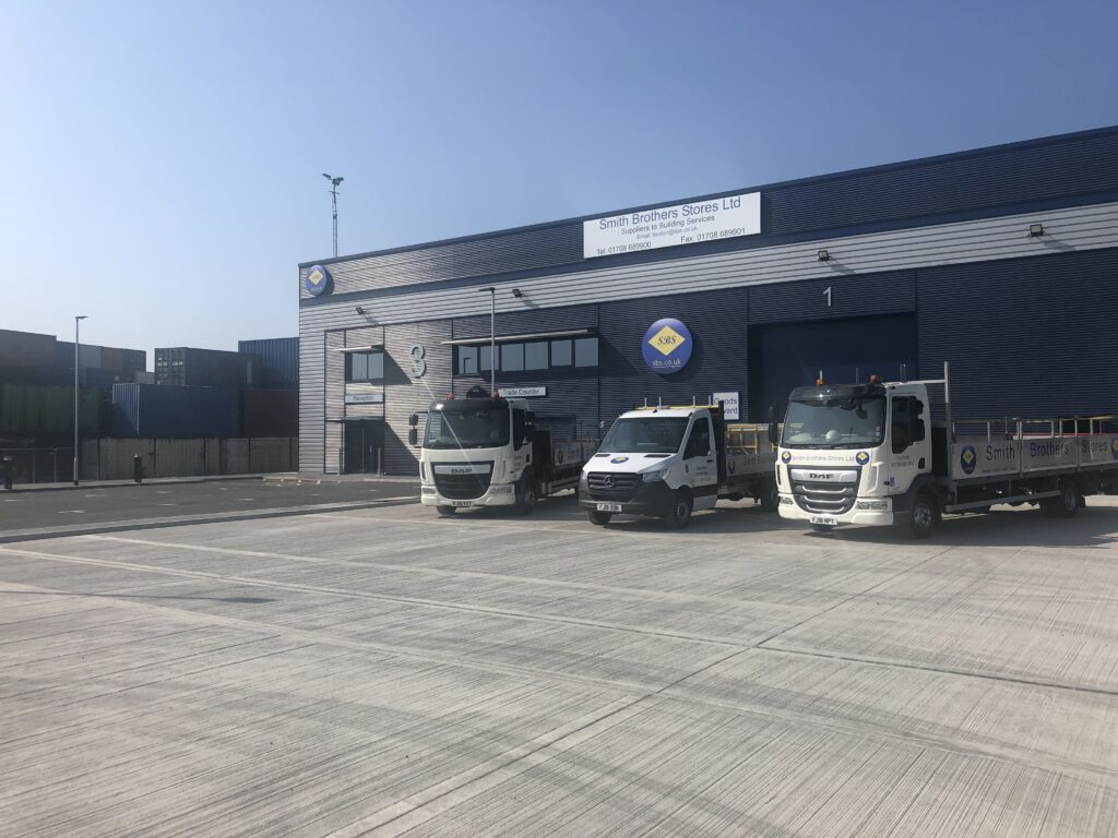 SBS Thurrock relocates to SBS Rainham