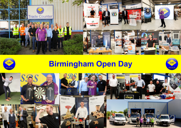 Birmingham Open Day