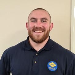 New Transport team member Brendan Berry