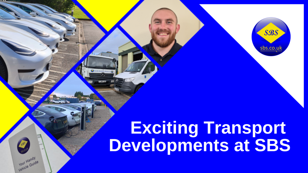 Exciting Transport Developments at SBS