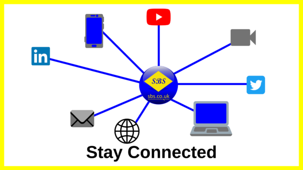Stay Connected with SBS