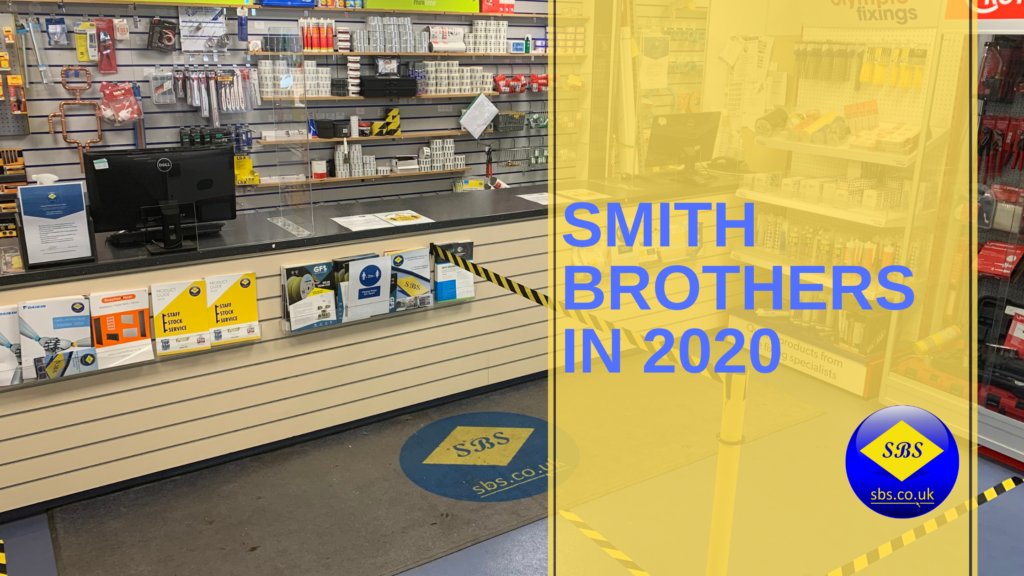 Smith Brothers in 2020