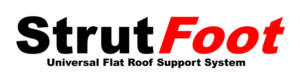 Strut Foot Logo