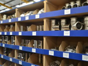 Isotubi Products in Warehouse
