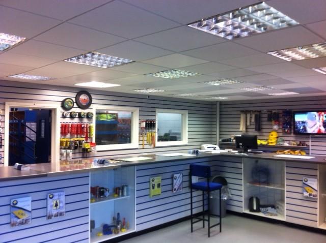 Old SBS Bristol Trade Counter