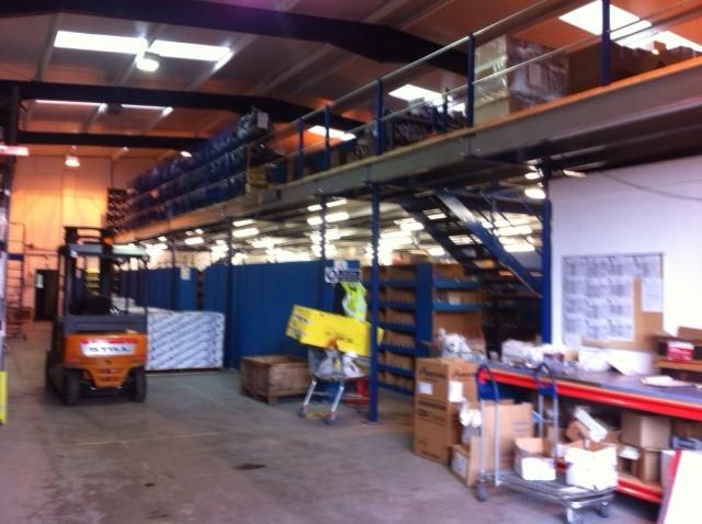 Old SBS Bristol Warehouse