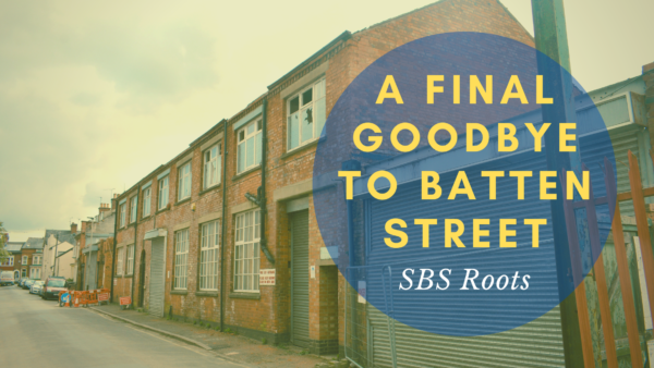 A final Goodbye to Batten Street