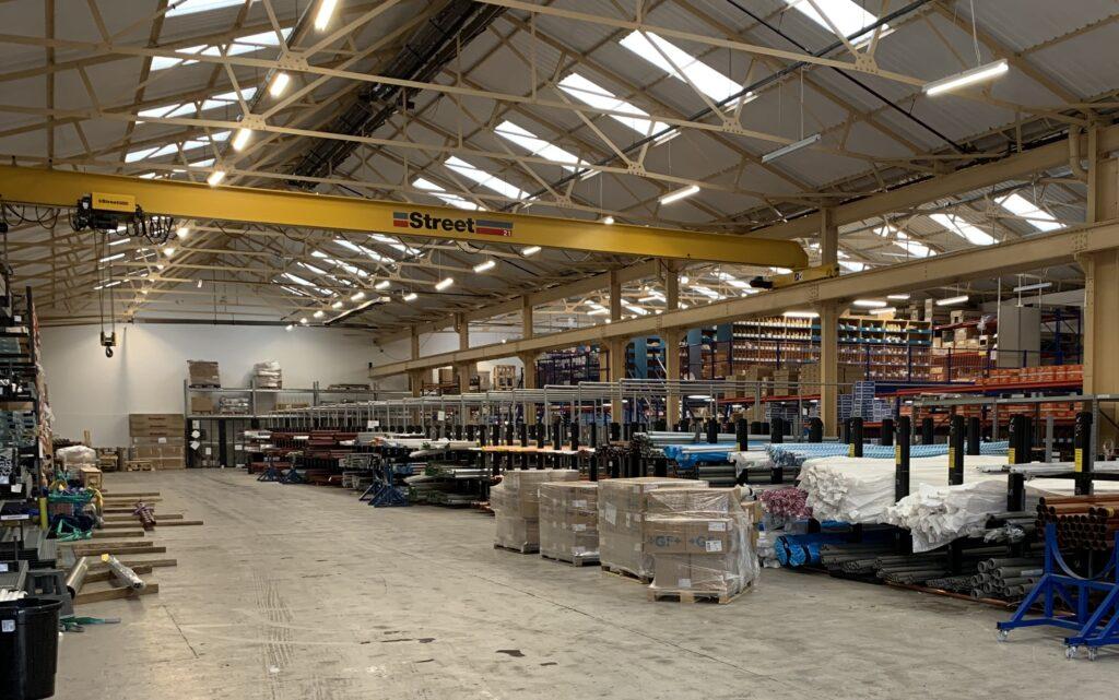 SBS Bristol Warehouse