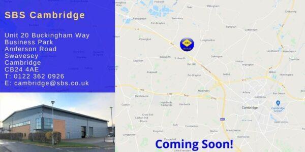 SBS Cambridge location