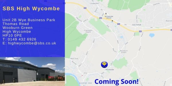 SBS High Wycombe location