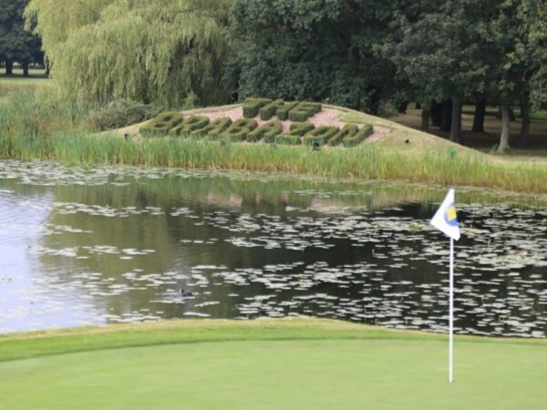 Brabazon Course located at the Belfry Hotel where the National Golf Day was held
